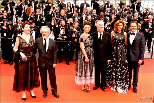 Cannes 2017 - David Lynch 01