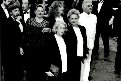 CiaoViva Cannes 2017 - Brialy - Jeanne Moreau