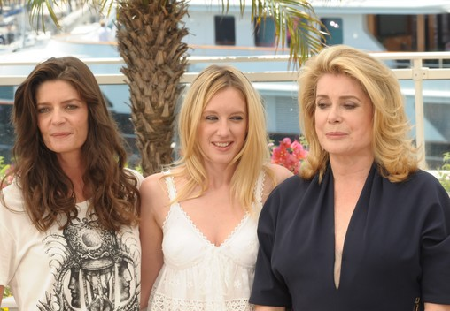 CiaoViva- Cannes 2017 Rétro 08 -Mastroianni - Deneuve