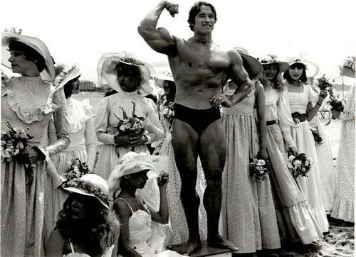 CiaoViva Cannes 2017 - Schwarzeneger