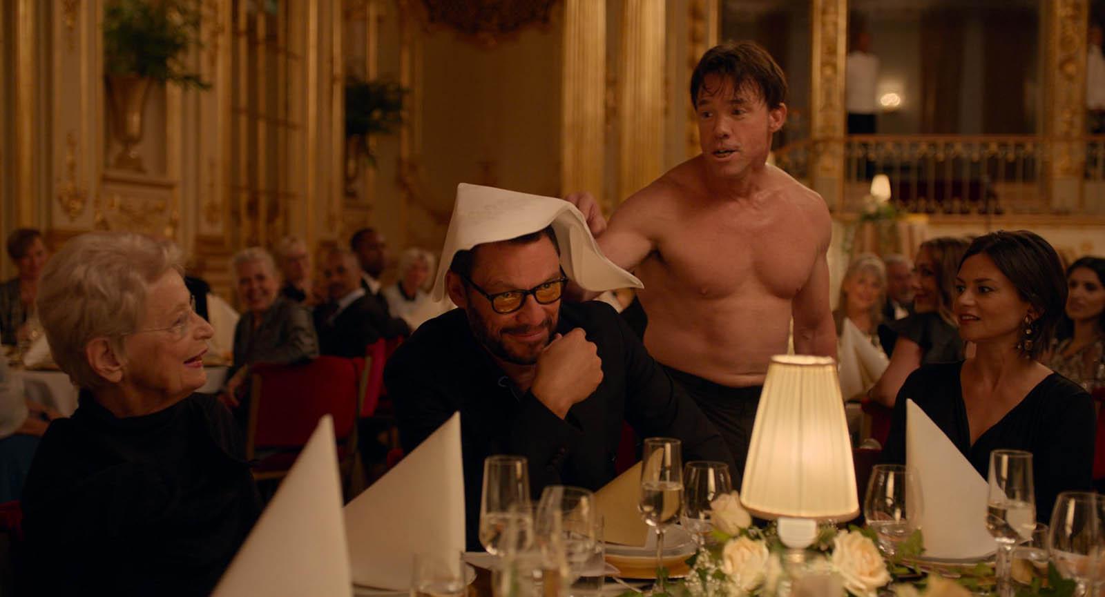 La Palme d'or de Cannes équarrit le monde de l'art