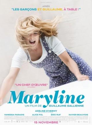 Marilyne - Affiche