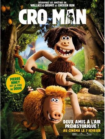 Affiche Cro Man 02