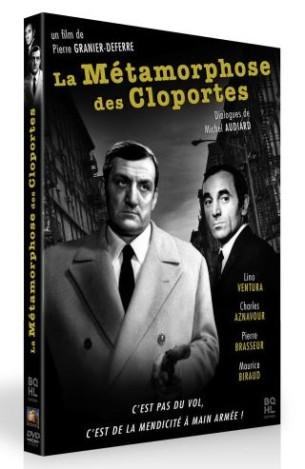 La Métamorphose DVD- Affiche