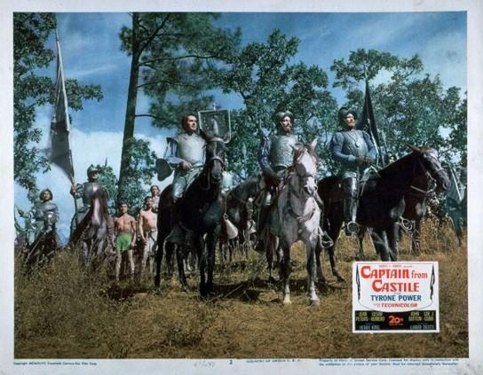 DVD - Capitaine de Castille 01