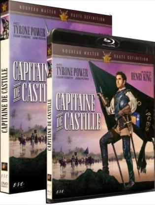 DVD - Capitaine de Castille
