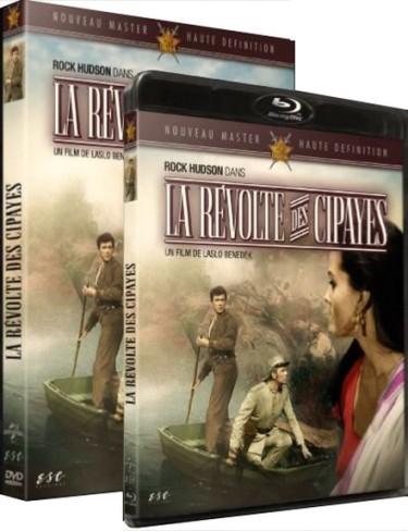 DVD - La Révolte des Cipayes Couv