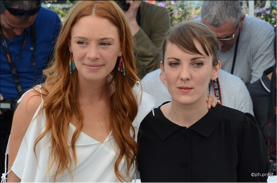 04 - Cannes 2017 - JEUNE FEMME - Laetitia Dosch, Leonor Serraille
