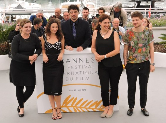 Cannes 2018 - Jury Un Certian Regard