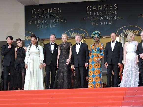 Cannes 2018 - Jury