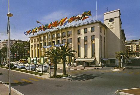 CiaoViva - Je me souviens Cannes-Palais-des-festivals