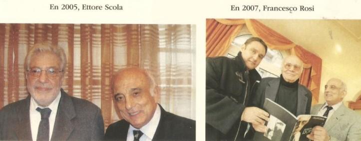 René Viale - Etore Scola - Francesco Rosi