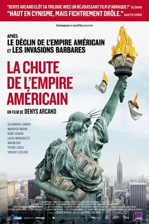 CiaoViva - LaChuteDeLEmpireAmericain-Affiche