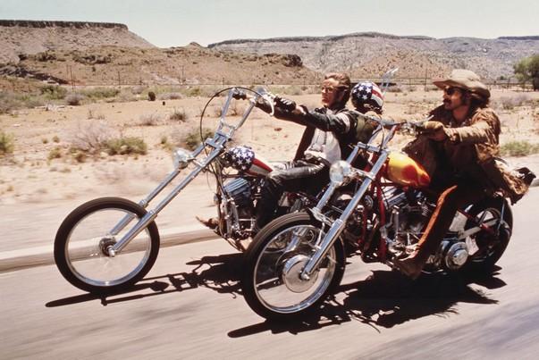 Ciao Viva - Je Me souviens Peter Fonda Easy Rider 01