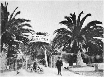 Ciao Viva - La Victorine - Les studios Franco Film