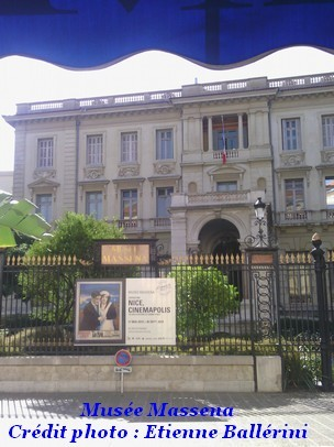 01 - Ciao Viva - La Victorine - Palais Massena