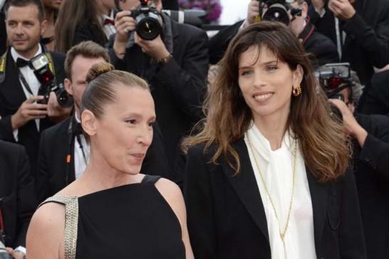 Emmanuelle Bercot & Maïwen - Mon Roi - Festival de Cannes - Crédit photo Philippe Prost