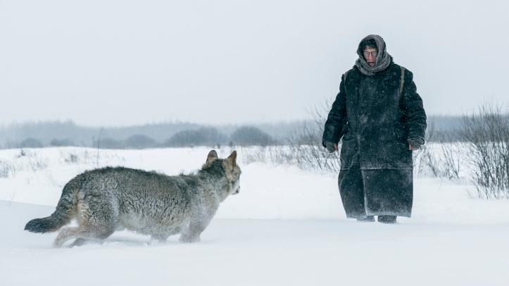 Gareth Jones ( James Norton au coeur de l'hiver Ukrainin - Crédit Photo : Robert Palka ainien