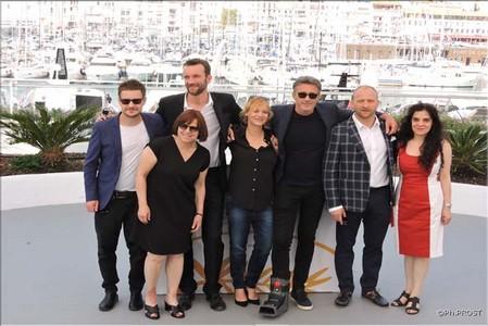 CiaoViva - L'équipe de Cold War - Festival de Cannes - Crédit photo Philippe Prost