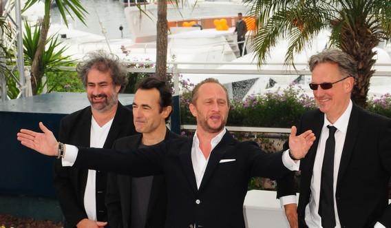 CiaoViva - Benoit Delepine, Albert Dupontel, Benoit Poelvoorde et Gustave Kerven - Crédit photo Philippe Prost