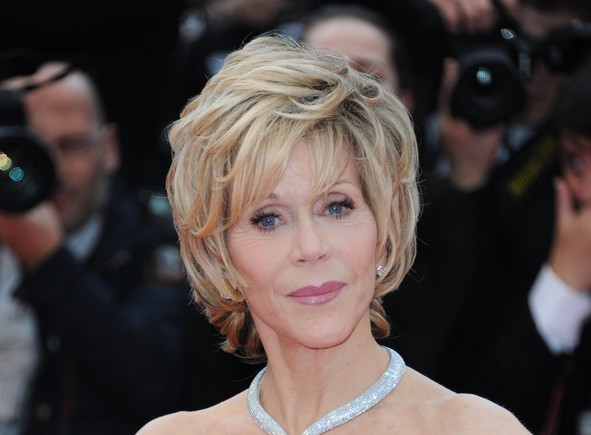 CiaoViva - Jane Fonda - Festival de Cannes - Crédit photo Philippe Prost