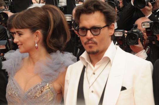 CiaoViva - Penelope Cruz et Johnny Depp - Festival de Cannes - Crédit photo Philippe Prost