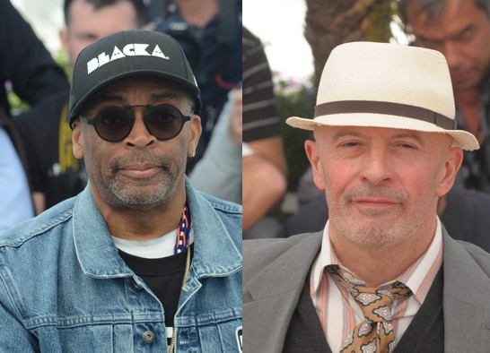 CiaoViva - Spike Lee - Jacques Audiard - Crédit photo Philippe Prost