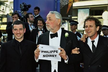 CiaoViva - Bruno Putzulu, Philippe Noiret - Crédit photo Philippe Prost