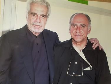 CiaoViva - Omar Sharif et Philippe Prost - Crédit photo VT