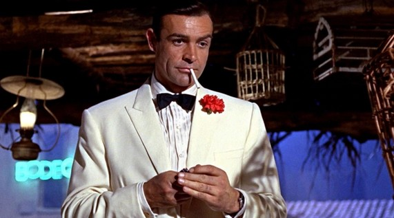 CiaoViva- Sean Connery - James Bond - Crédit photo MGM UA