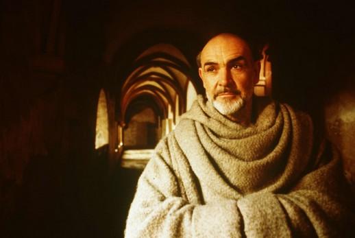 CiaoViva - Je me souviens de Sean Connery Au nom de la Rose 04