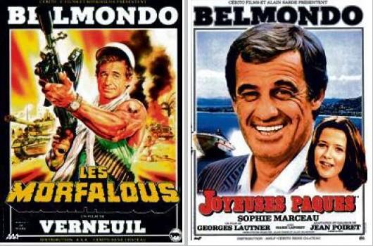 CiaoViva - Belmondo Affiches